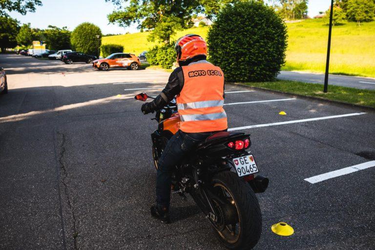 cours moto geneve